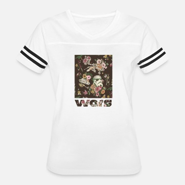 The Force Awakens star wars The Force Awakens - Women's Vintage Sport T-Shirt