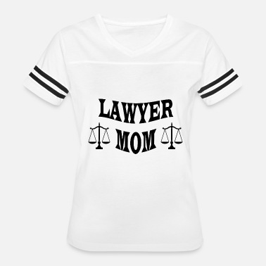 Mom Is A Lawyer lawyer mom - Women's Vintage Sport T-Shirt