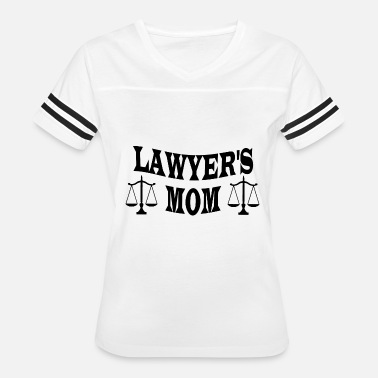Lawyer Mom LAWYER S MOM - Women's Vintage Sport T-Shirt
