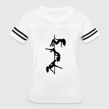 Poledance - Pole Dancing - Women's Vintage Sport T-Shirt