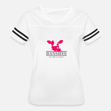 Cow Shit Banshee Cow Shit And Crime - Women's Vintage Sport T-Shirt