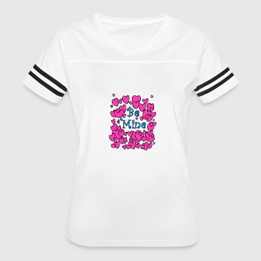 Mine Jokes Be Mine - Women's Vintage Sport T-Shirt