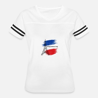 Bastille Day Happy Bastille Day - Women's Vintage Sport T-Shirt