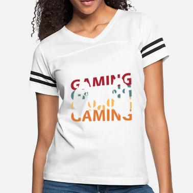 Gamer Game Gaming Gamer - Women's Vintage Sport T-Shirt