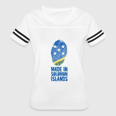 Made In Solomon Islands - Women's Vintage Sport T-Shirt