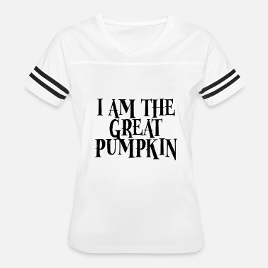 Sexy Party Girl The Great Pumpkin Sexy Girl Woman Party Fun - Women's Vintage Sport T-Shirt