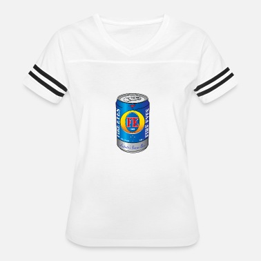 Famous Bar Fire Eyes Lager - Women's Vintage Sport T-Shirt