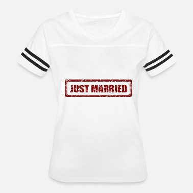 Ink Master JUST MARRIED! - Women's Vintage Sport T-Shirt