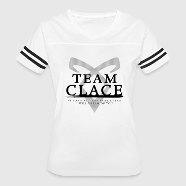 Jace Shadowhunters - Team Clace - Women's Vintage Sport T-Shirt