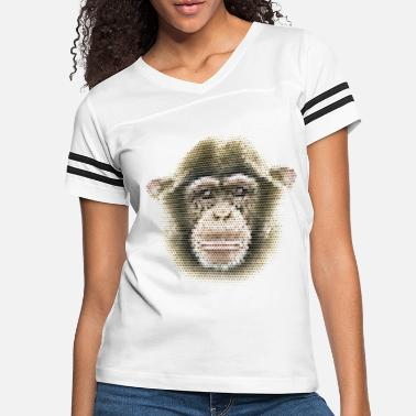 Chimp CHIMP - Women's Vintage Sport T-Shirt