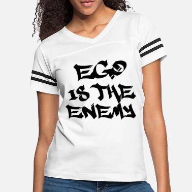 Philosophy Ego is the enemy - Women's Vintage Sport T-Shirt