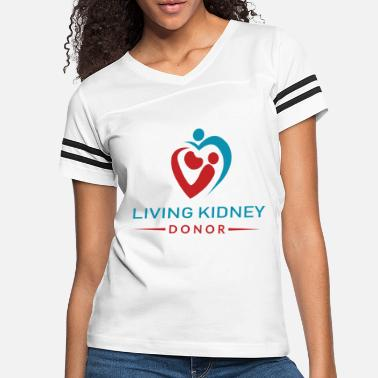 Living Kidney Donor Living Kidney Donor (DonorPlus) - Women's Vintage Sport T-Shirt