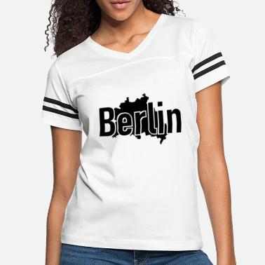 Brandenburg Gate Berlin - Germany - Europe - Brandenburg Gate - Rei - Women's Vintage Sport T-Shirt