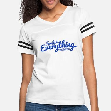 Huntingtons Family is everything - Women's Vintage Sport T-Shirt