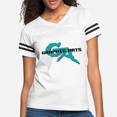 Graphic Art Graphic Arts T-Shirt - Women's Vintage Sport T-Shirt
