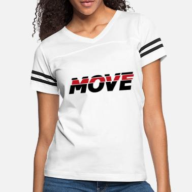 Move MOVE - Women's Vintage Sport T-Shirt