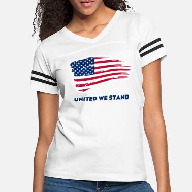 Usa United we stand - Women's Vintage Sport T-Shirt