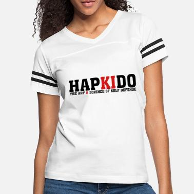 Hapkido the Art & Science - Women's Vintage Sport T-Shirt