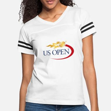 Tennis nyc us open 2o17 tennis - Women's Vintage Sport T-Shirt