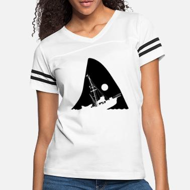 Attacked Ship - Women's Vintage Sport T-Shirt