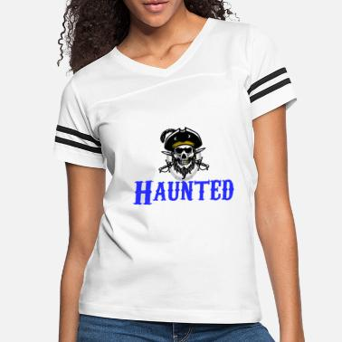 Haunting Haunted - Women's Vintage Sport T-Shirt