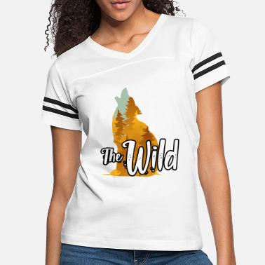 Autumn animal 3 - Women's Vintage Sport T-Shirt