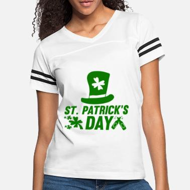 St. Patrick Top That Looks Attractive - Women's Vintage Sport T-Shirt