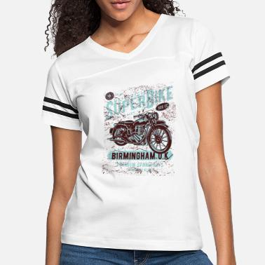 Super Bike Super Bike - Women's Vintage Sport T-Shirt