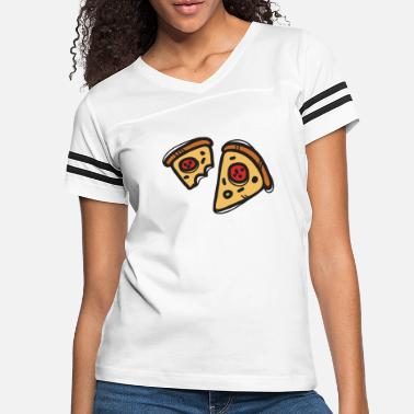 Pizza Slice Pizza slices - Women's Vintage Sport T-Shirt