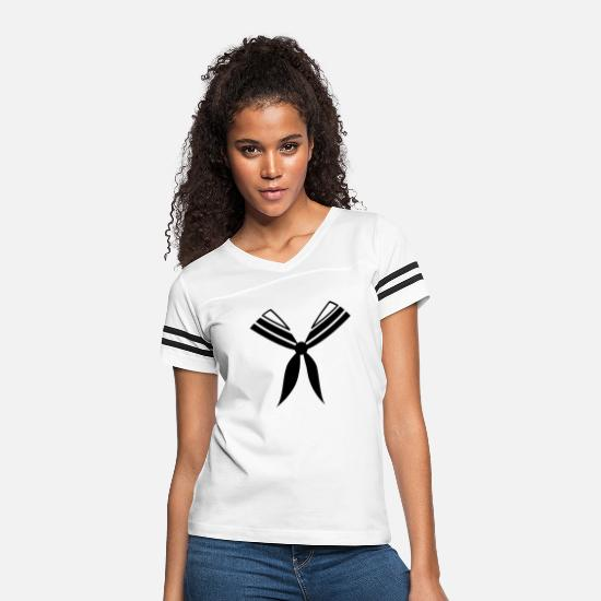 Sailor T-Shirts - sailor - Women's Vintage Sport T-Shirt white/black