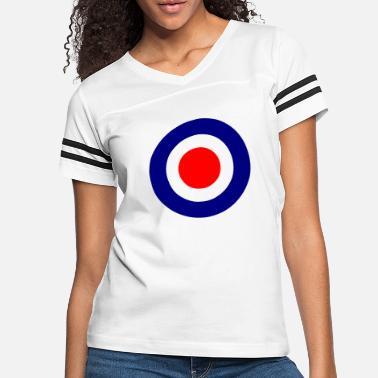 14975c78 Target Bullseye Mod Target - Women's Vintage Sport T-Shirt