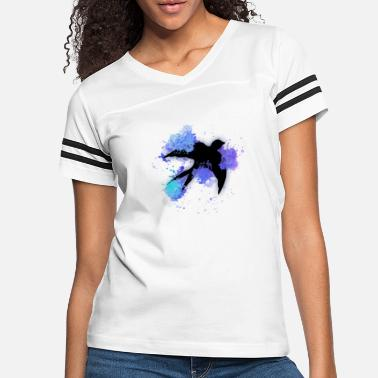 Swallow Bird - Women's Vintage Sport T-Shirt