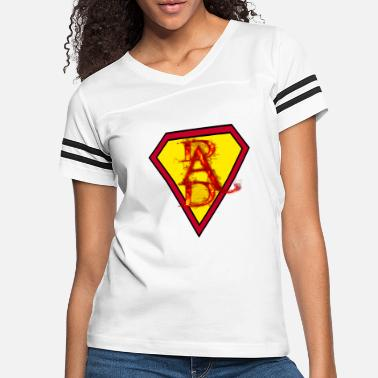 Super super dad - Women's Vintage Sport T-Shirt