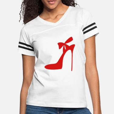Highheels Highheels - Shoes - Fashion - Women - Women's Vintage Sport T-Shirt