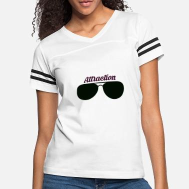 Attractive Sunglass Attraction - Women's Vintage Sport T-Shirt