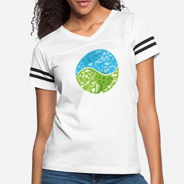 Ecofriendly Ecofriendly - Women's Vintage Sport T-Shirt
