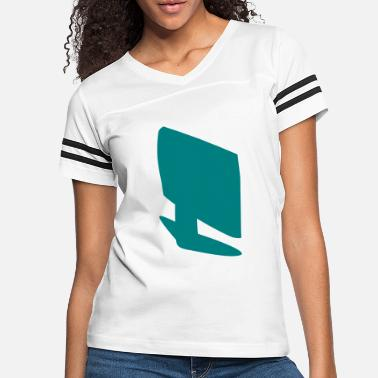 Lcd lcd computer monitor - Women's Vintage Sport T-Shirt
