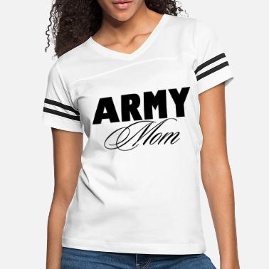 Army Army Mom - Women's Vintage Sport T-Shirt