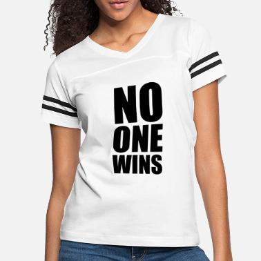 Witty no one wins - Women's Vintage Sport T-Shirt