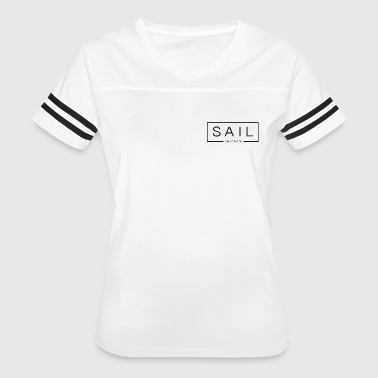 SAIL by Sailing Pacific - Women's Vintage Sport T-Shirt