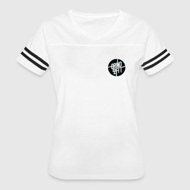 Grind2FIT 04 - Women's Vintage Sport T-Shirt