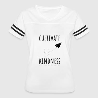 Cultivate Kindness - Women's Vintage Sport T-Shirt
