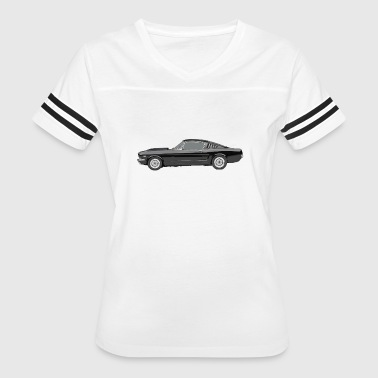 Ford Mustang - Women's Vintage Sport T-Shirt