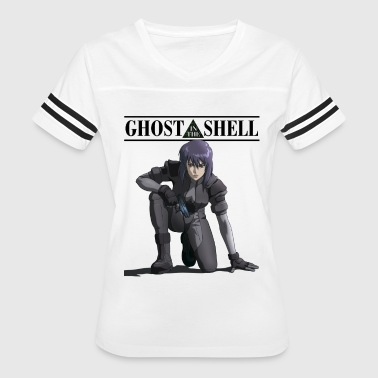 Ghost in the Shell Kusanagi - Women's Vintage Sport T-Shirt