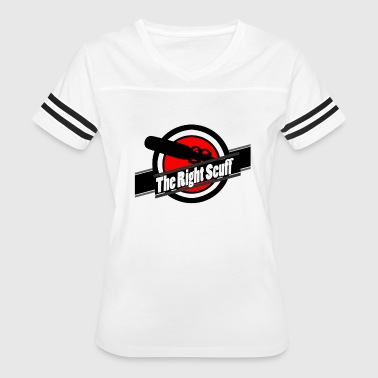 The Right Scuff Woman's T-shirt - Women's Vintage Sport T-Shirt