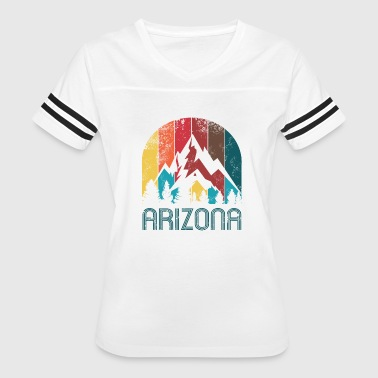 Retro Arizona Design for Men Women and Kids - Women's Vintage Sport T-Shirt