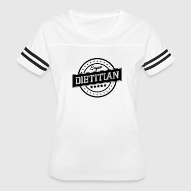 Super Dietitian - Women's Vintage Sport T-Shirt