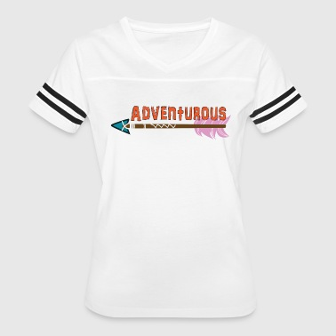 Adventurous - Women's Vintage Sport T-Shirt