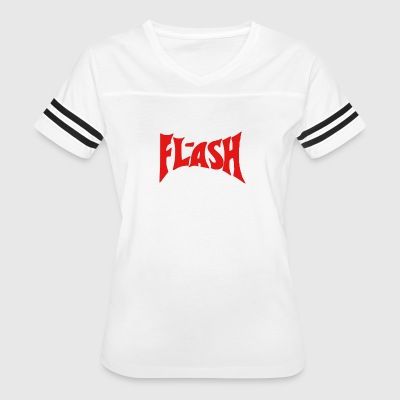 FLASH GORDON CLASSIC MOVIE - Women's Vintage Sport T-Shirt