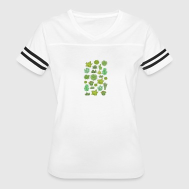 Succulents, Succulents tree,cool Succulents - Women's Vintage Sport T-Shirt
